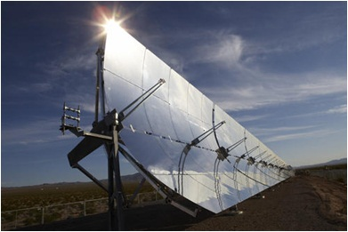 ANALISIS-DSC services improve the design of solar thermal collectors